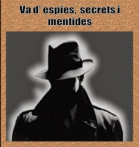 "Dossier: ""Novel·les d'espies, secrets i mentides"""