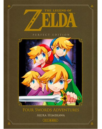 The Legend of Zelda: Four Swords Adventures
